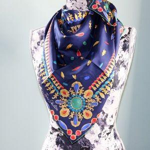 NWT✨ Vintage Jane Shilton Silk Scarf